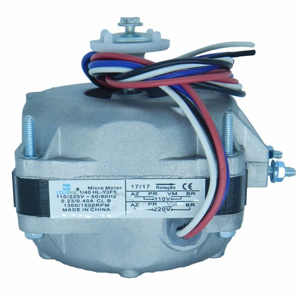 Micro Motor 1/40 bivolt Cold Pac