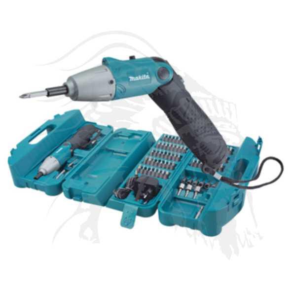 Parafusadeira Makita 110V Bateria 4.8V