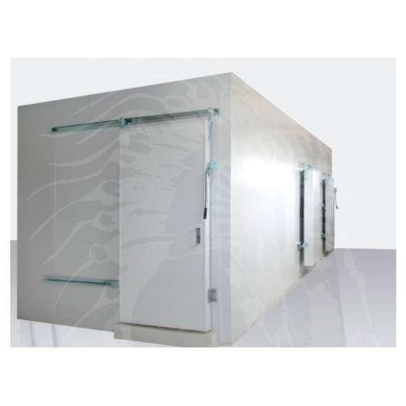Câmara Frigorífica Congelados (até -18ºC) RibTherm