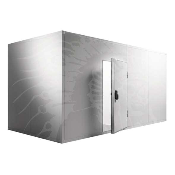 Câmara Frigorífica Congelados (até -25ºC) RibTherm