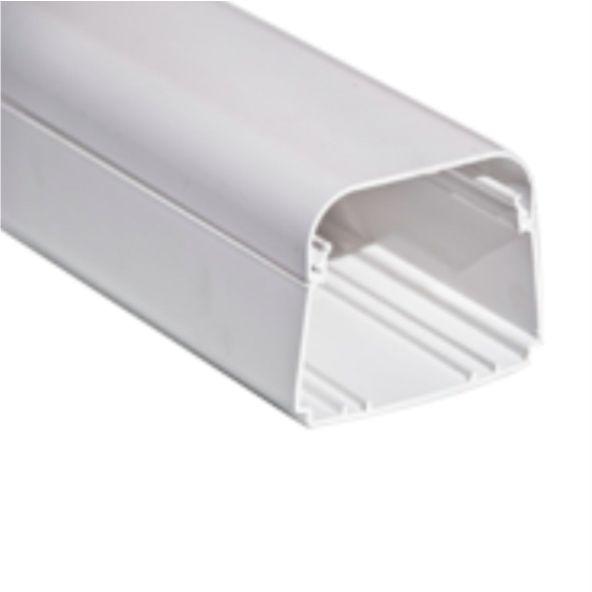 Guarnição Split Branca CB30 (3,5x 3,0) Barra 2MTS dreno