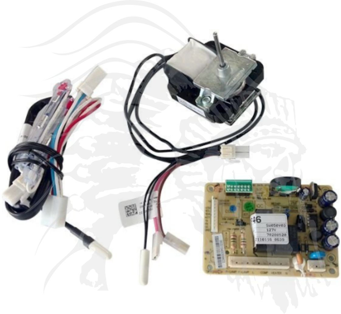 Kit Placa Sensor Electrolux DF46 / DF49