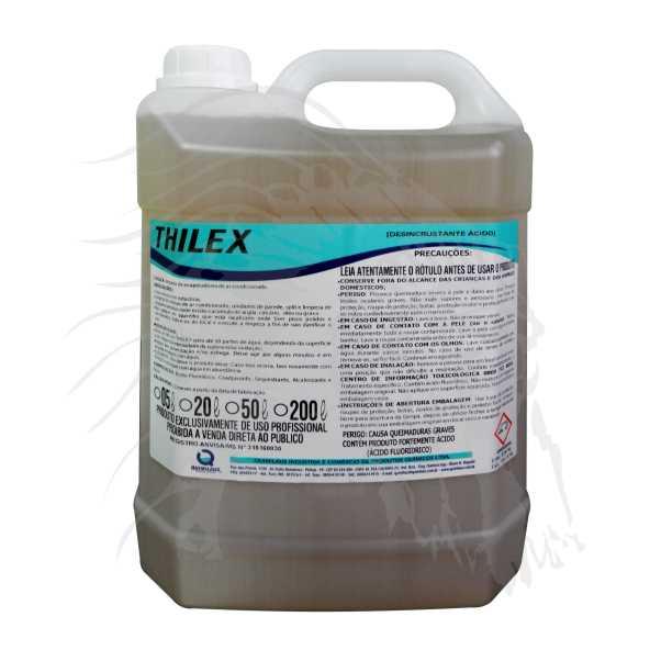 Thilex Solução Ácida (galão 5 Lts)