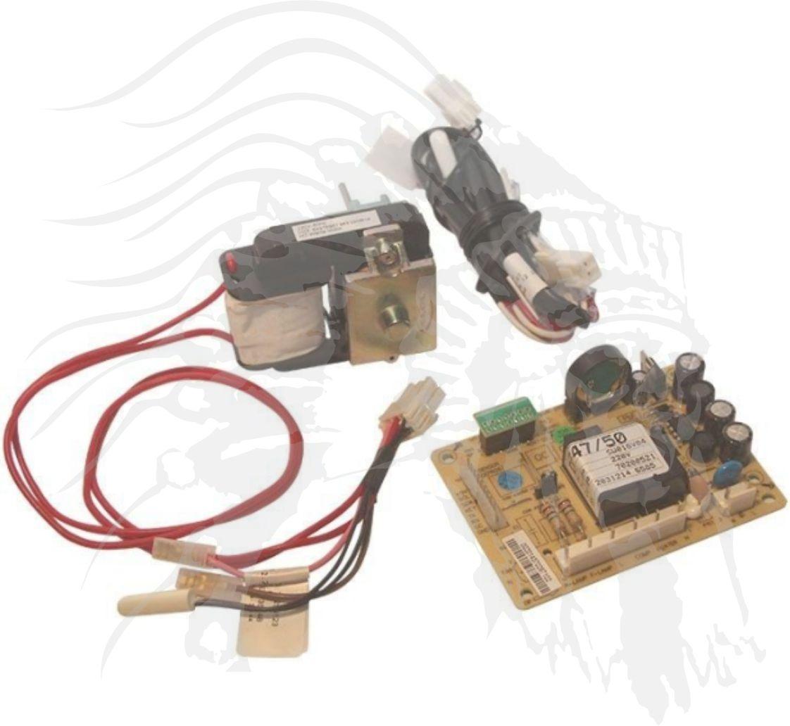 Kit Placa Sensor Electrolux 220V DF47 / 50 / 50X / BWF50