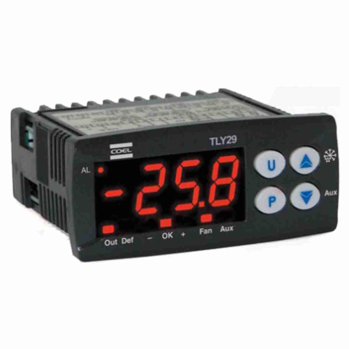 Controlador Coel Congelado  Y39HRRR 110/220V