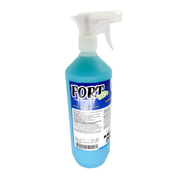 Aromatizador Bactericida Fort Air - Marine - 1L - Spray