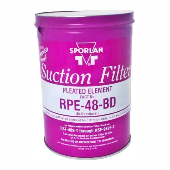 Filtro Núcleo Sucção Sporlan 48 F RPE-48-BD
