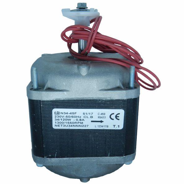 Micro Motor Elco 1/10 220V N34