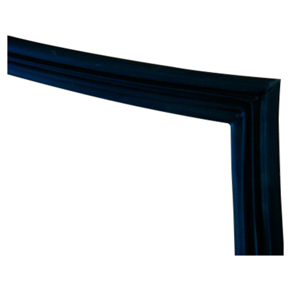 Gaxeta Metalfrio Expositor 144/65 c/ lombo baixo preta