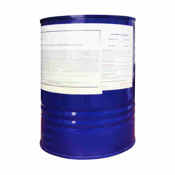 Fluido Freon HCFC-141B Tambor 30kg Chemours