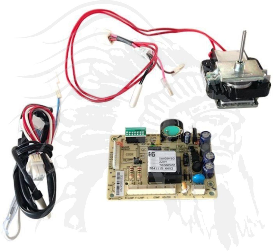 Kit Placa Sensor Electrolux DF46 / DF49