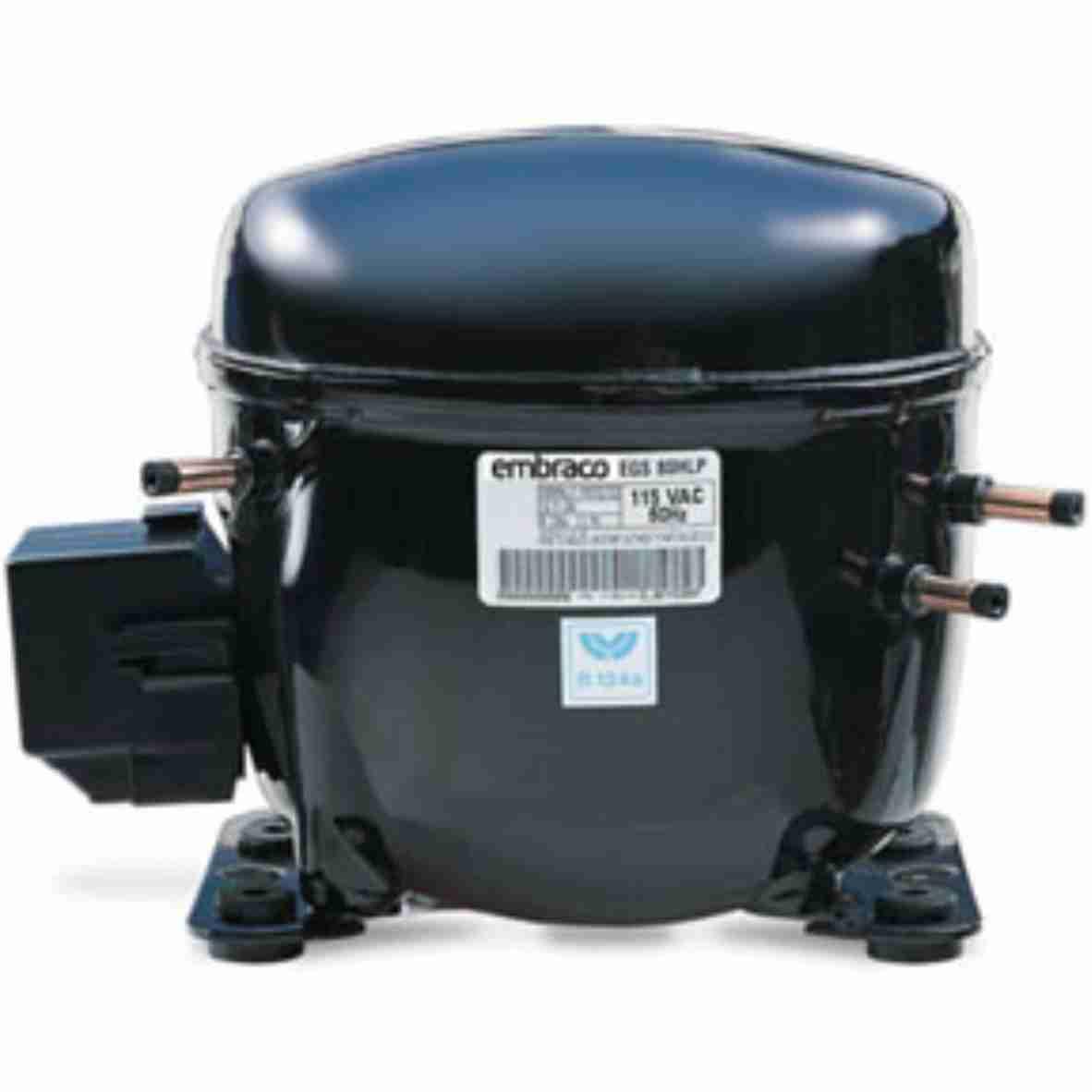 Compressor 1/3 110v 134 EGAS 90HLR Embraco
