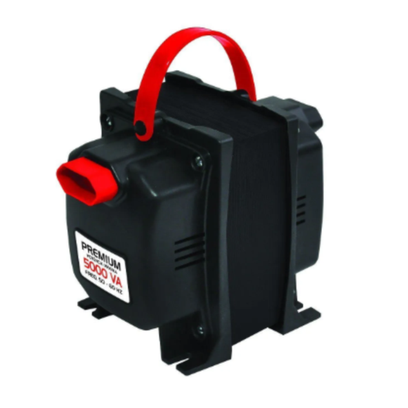 Transformador Fiolux Premium 5000VA Bivolt 110/220V