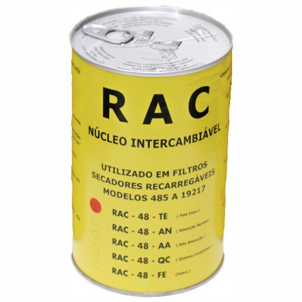 Filtro Núcleo 48 FE Sucção RAC