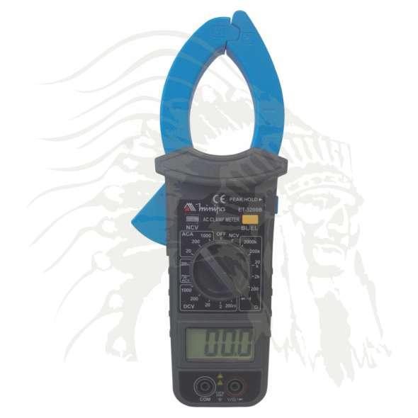 Alicate Amperimetro Digital Minipa