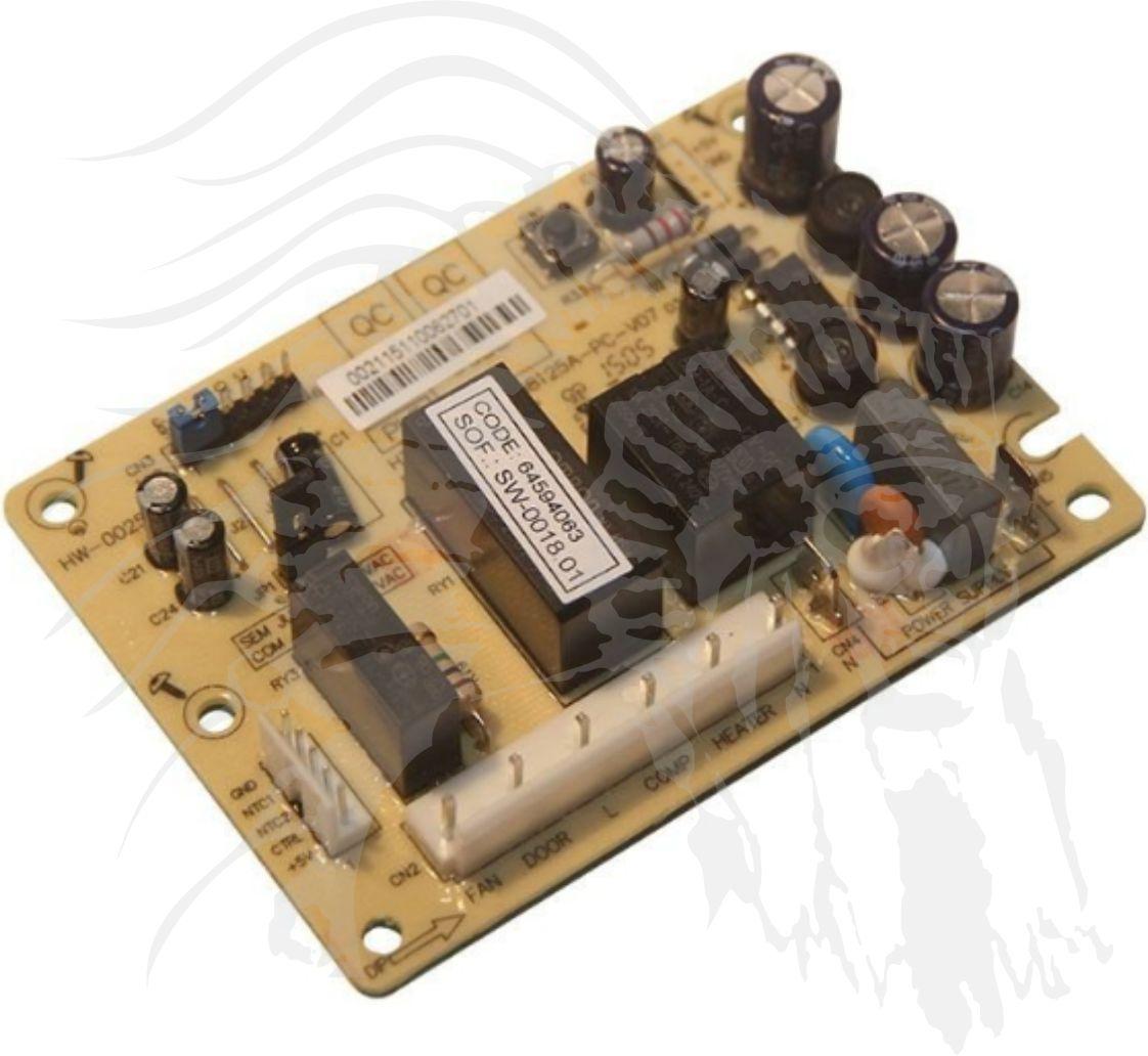 Placa Electrolux